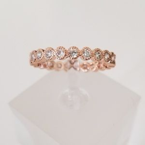 Jewelry - Rose Eternity Band
